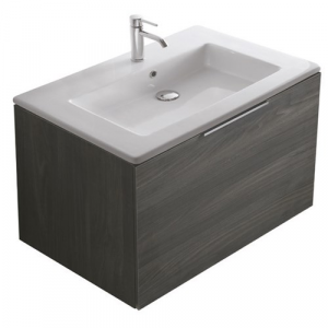 Mobile con lavabo cm 90 x 50 Plus design Galassia