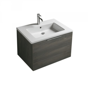 Mobile con lavabo cm 60 x 50 Plus design Galassia