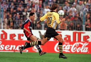 1998-00 Borussia Dortmund Calzettoni Home