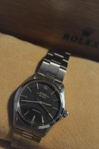 Orologio secondo polso Rolex Airking