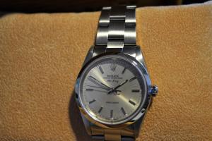 Orologio Rolex secondo polso Air-King