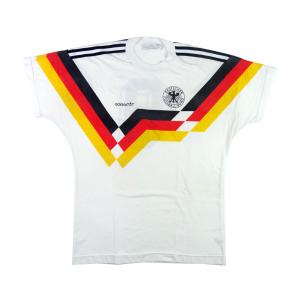 1990 Germania Maglia Home #9 M