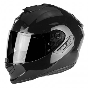 CASCO MOTO INTEGRALE SCORPION EXO-1400 AIR SOLID BLACK