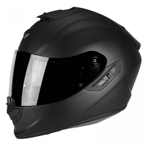 CASCO MOTO INTEGRALE SCORPION EXO-1400 AIR SOLID MATT BLACK