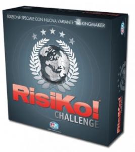 EDITRICE GIOCHI RISIKO! CHALLENGE GIOCO DI SOCIETA' NUOVA EDIZIONE 6033851