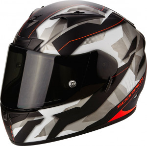 CASCO MOTO INTEGRALE SCORPION EXO-710 AIR FURIO CAMO
