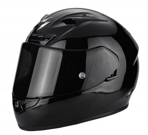 CASCO MOTO INTEGRALE SCORPION EXO-710 AIR SOLID BLACK