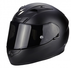 CASCO MOTO INTEGRALE SCORPION EXO-710 AIR SOLID MATT BLACK