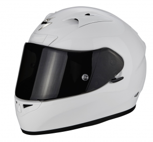CASCO MOTO INTEGRALE SCORPION EXO-710 AIR SOLID WHITE