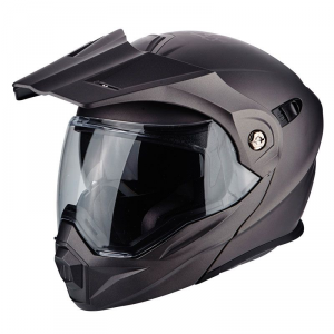 CASCO MOTO ENDURO/TOURING SCORPION ADX-1 SOLID MATT ANTHRACITE