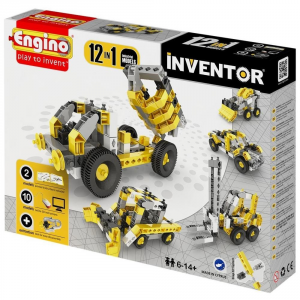 ENGINO INVENTOR 12 MODELS INDUSTRIAL 094161