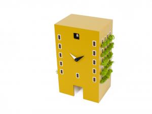 Orologio  Urban Cuckoo Progetti