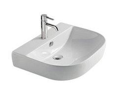 Lavabo per il bagno d'appoggio M2 Galassia cm 60
