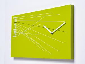 Orologio Time Line Progetti, idea regalo