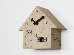 Orologio Progetti Cucù Home, idea regalo