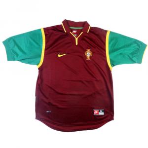 1999-00 Portogallo Maglia Home M  (Top)