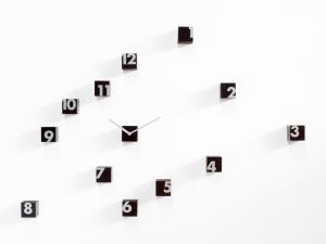 Orologio Rnd Time Wengè Progetti, idea regalo