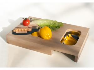 Porta alimenti Chop Progetti, idea regalo di design