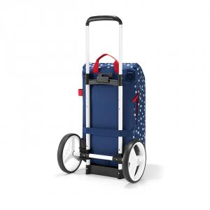 Reisenthel - CityCruiser Bag - Borsa da shopping blu cod. DF4044