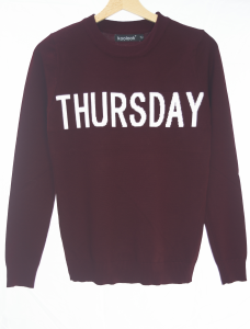 StockeBeauty.it- MAGLIONE WEEK THURSDAY