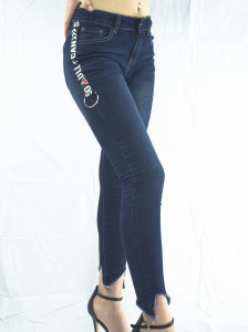 StockeBeauty.it- JEANS NASTRO SCRITTA