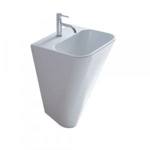 Lavabo sospeso per il bagno cm 45 x 40 Meg 11 Galassia