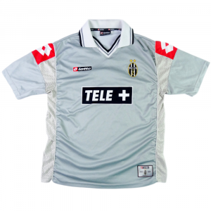 2000-01 Juventus Maglia Away L
