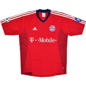 2002-03 Bayern Monaco Maglia Home XL (Top)