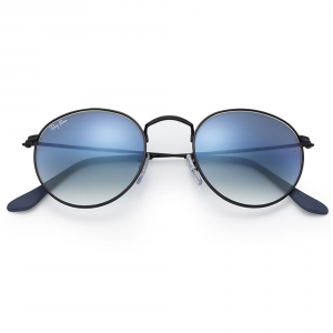 Rayban Rb 3447 Round Metal Gradient