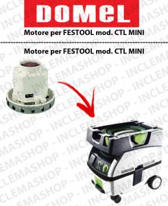 CTL MINI Motore de aspiración DOMEL para aspiradora FESTOOL
