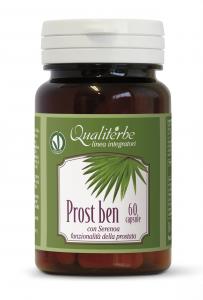 ProstBen 60 Capsule (Benessere nell'ipertrofia prostatica)