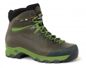 1122 JACKRABBIT NEON GTX RR WL - Bottes Chasse - Waxed forest/Neon green