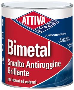 Bimetal smalto+antirrugine  antichizzante ferro battuto