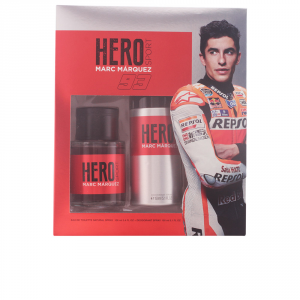 Marc Marquez Hero Sport Eau De Toilette Spray 100ml Set 2 Parti