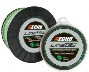 Filo ECHO nylon linetech quadro per decespugliatore