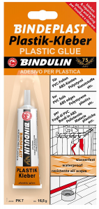 Bindulin adesivo plastico