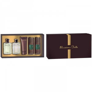 Massimo Dutti Eau De Toilette Spray 100ml Set 5 Parti 2017