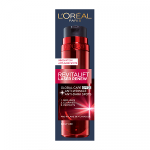 L'Oreal Paris Revitalift Laser Renew Global Care SPF 25 50ml