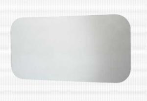 Specchio filo lucido per il bagno cm 90 x 45 Caos