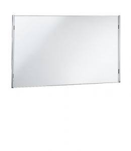 Specchio da bagno cm 80 x 45 serie Lingotto Open Kristallux