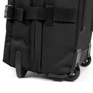 EASTPAK  - Tranverz - Trolley Grande 77 cm TSA morbido 2 Ruote Nero cod. EK63L_008
