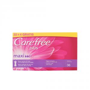 Carefree Plus Maxi Proteggi Slip 36 Unità