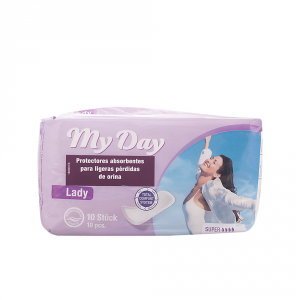 My Day Incontinence Towel Super 10 Unitá