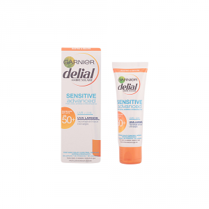 Delial Sensitive Advanced Crema Spf50 50ml