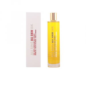 All Sins 18k All Skin Face Body And Hair Glam Gold Therapy 100ml
