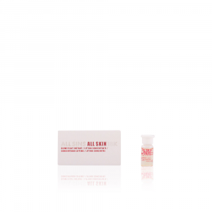 All Sins 18k All Skin Glow Eclat Instant Lifting Concentrate 4x2ml