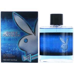 Playboy Super Him Eau De Toilette Spray 100ml
