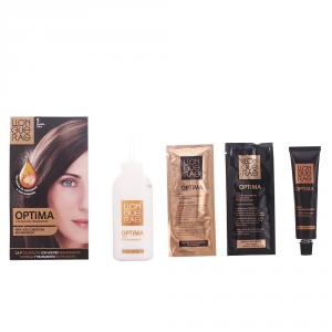 Llongueras Optima Permanent Hair Colour Ammonia Free 5 Light Brown
