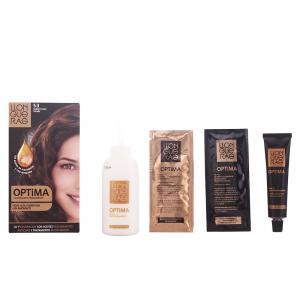 Llongueras Optima Permanent Hair Colour Ammonia Free 5.3 Light Golden Brown
