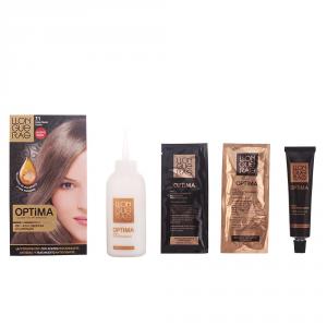Llongueras Optima Permanent Hair Colour Ammonia Free 7.1 Medium Ash Blonde